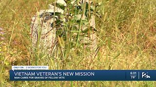 Vietnam Veteran's New Mission