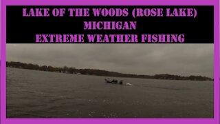 Lake Of The Woods (Rose Lake) Michigan Fishing