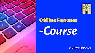 Offline Fortunes