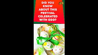 Why Do We Celebrate Easter? *