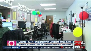 Domestic Violence and Mental Health resources during the COVID-19 outbreak