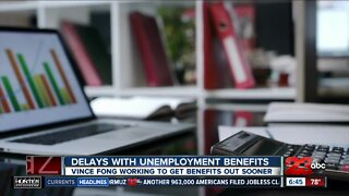 Rebound: Assemblyman Vince Fong working on issues with unemployment benefits