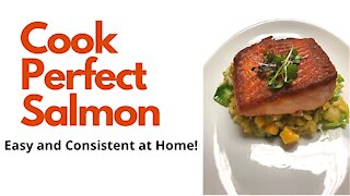 How to make perfect salmon every single time