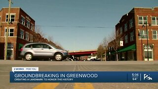 Greenwood Rising, World Class History Center