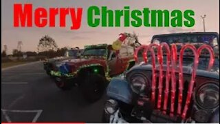 Jeep Christmas Party