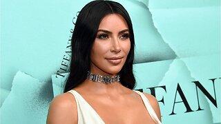"Kim Kardashian Says Her Newborn Son Is ""Perfect"""