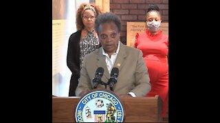 Chicago Mayor Lightfoot declares racism a public health crisis