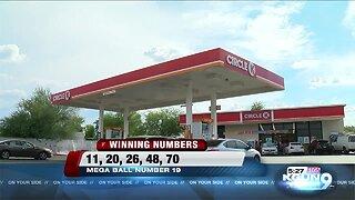 $1 million winning lottery ticket sold in Tucson