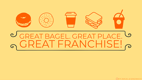 NYC Bagel and Sandwich Shop Franchise - The History Behind America's Top Bagel Franchise