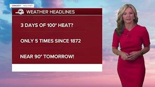 Thursday 5:15 a.m. weather forecast