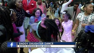 Milwaukee families come together for 16th annual Daddy-Daughter Dance