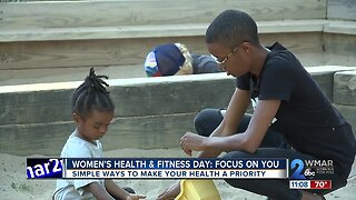 Women's Health & Fitness Day: Focus on You