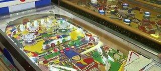 A trip down memory lane at Pinball Hall of Fame