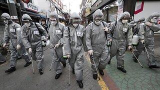 South Korea Declares War On The Coronavirus Outbreak