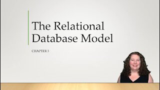 Database Systems - Chapter 3