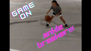 Little Girl with Amazing Skill and Ankle Breaker