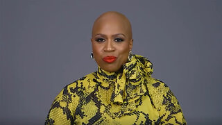 Rep. Ayanna Pressley Reveals Struggle With Alopecia