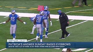 Fallout from Detroit Lions loss