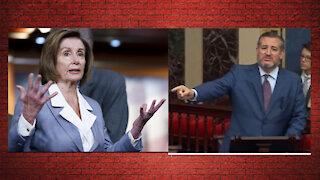 """""""Who the hell is she"""" Ted Cruz calls Nancy Pelosi abusive"""