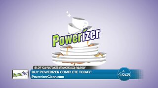 Clean Your Entire Home with Powerizer!