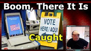 Breaking . Maricopa County AZ Finally Gets Its Voting Machine Audit