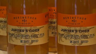 Meriwether Cider brews special batch for the Idaho Black History Museum