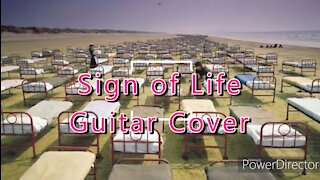 Pink Floyd Sign of life - Guitar Cover