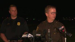 News conference on Oneida Casino shooting