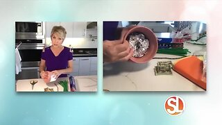 Terri O shows you how to make a gift for a graduate