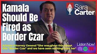 Kamala Should Be Fired as Border Czar