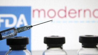 Moderna child vaccine trial begins