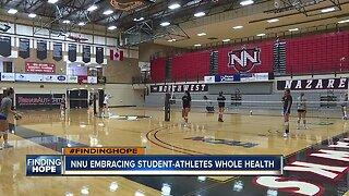 Finding Hope: NNU Student-Athletes