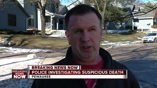 Pewaukee Police: Suspicious Death Under Investigation