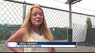 Homeless community remembers four people lost this past week