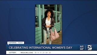 Local women-owned company celebrating International Women's Day