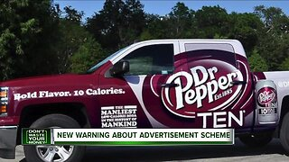 New warning issued about car-wrap advertisement scheme