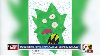 Meet the winners of WCPO's Monster Mashup Contest!