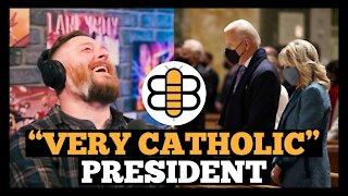 Joe Biden: Catholic Icon