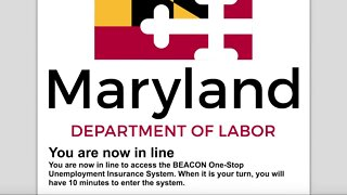 Massive COVID-19 related unemployment fraud discovered in Maryland