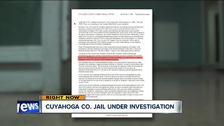 Feds investigating civil rights issue inside Cuyahoga County Jail