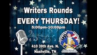 Writers Rounds Promotional Video Clip