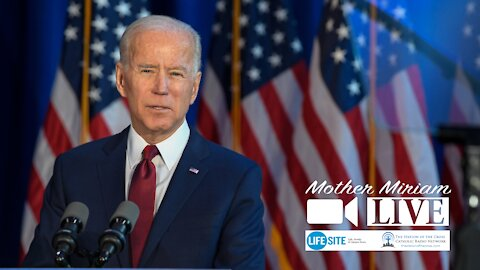 Biden is 'a heretic' because he has dissented from the Church's teaching on abortion