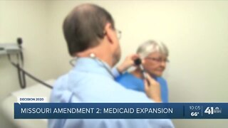Missouri Medicaid expansion close race with 75% reporting