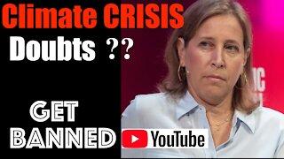 How Long Until YouTube Censors Climate Change Doubts? (CNN Plans Crisis)