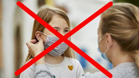 Comment refuser le masque pour nos enfants ?