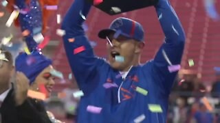Boise State begins search for a new football coach after Harsin leaves for Auburn