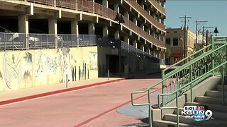 Taxpayer investment project nears completion in Downtown Tucson