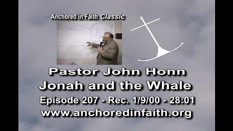 "#207 AIFGC – John Honn teaching about ""Jonah and the Whale"""