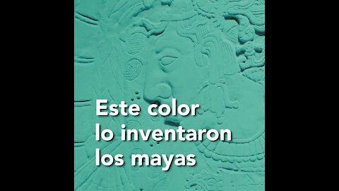 El color de los mayas que cambió la historia del arte   Sabías que...
