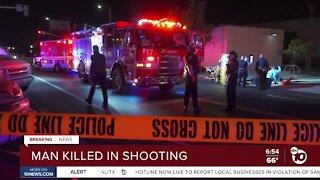 Man shot and killed in Talmadge